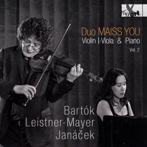 Bartók • Lestiner-Mayer • Janáček, Duo MAISS YOU