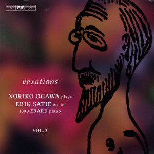 vexations, Noriko Ogawa plays Erik Satie on an 1890 Erard Piano