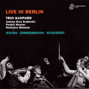Live in Berlin, Trio Gaspard