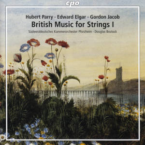 British Music for Strings I