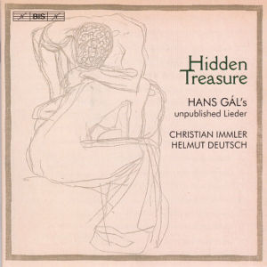Hidden Treasure, Hans Gál's unpublished Lieder