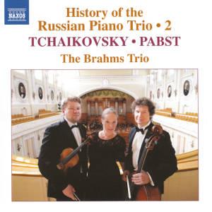 History of the Russian Piano Trio • 2, Tchaikovsky • Pabst