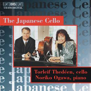 The Japanese Cello / BIS
