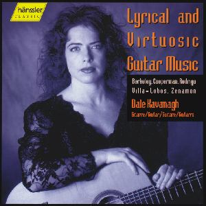 Lyrical and Virtuosic Guitar Music / hänssler CLASSIC