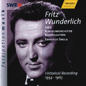 Fritz Wunderlich, Historical Recordings 1954-1965 / SWRmusic