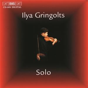 Ilya Grongolts - Solo / BIS