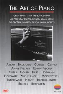 The Art of Piano, Great Pianists of the 20th Century / Warner Bros