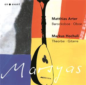 Marsyas / en avant records