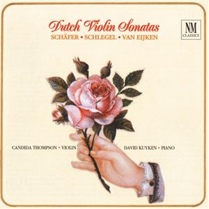 Dutch Violin Sonatas / NM Classics