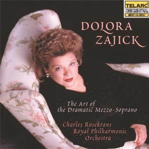 Dolora Zajick – The Art Of The Dramatic Mezzo-Soprano / Telarc