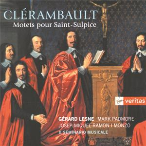 Motets pour Saint-Sulpice / Virgin Veritas