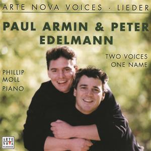Paul Arnim & Peter Edelmann – Two Voices, One Name