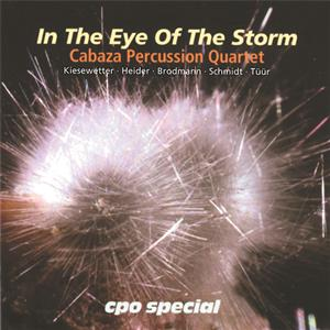 In The Eye Of The Storm / cpo