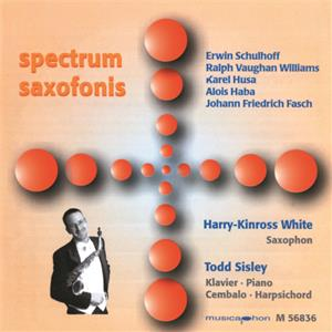 Spectrum Saxofonis / Cantate
