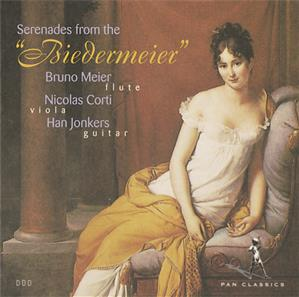 Serenades from the Biedermeier / pan