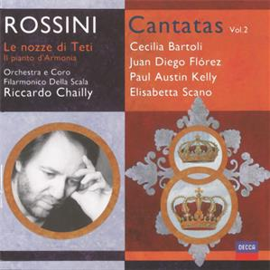Gioacchino Rossini<br />Kantaten Vol. 2