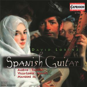The Spanish Guitar / Capriccio