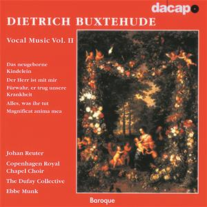 Dietrich Buxtehude, Vocal Music Vol. II / dacapo
