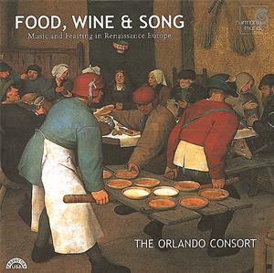 Food, Wine and Song.