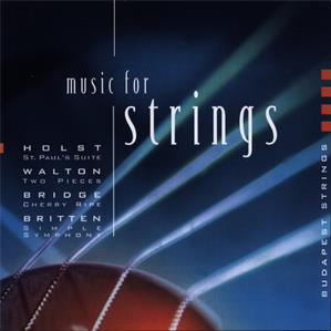 Music for Strings / Capriccio
