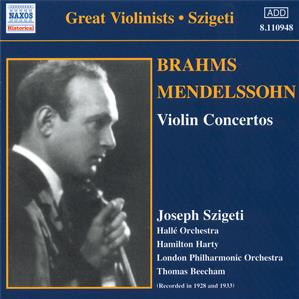 Great Violinists - Szigeti