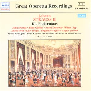 Great Operetta Recordings / Naxos