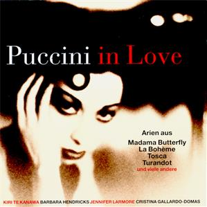 Puccini in Love Das Album der Powerfrauen / Warner Classics