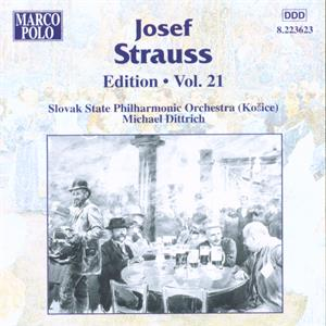 Josef Strauß, Edition Vol. 21 / Marco Polo