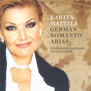 Karitta Mattila - German Romantic Arias / Erato