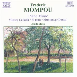 Frederic Mompou - Piano Music Vol. 4 / Naxos