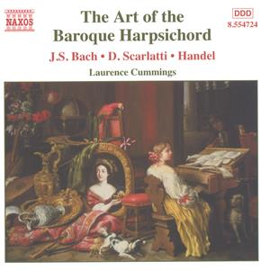 The Art of the Baroque Harpsichord / Naxos