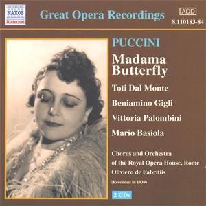 Great Opera Recordings / Naxos