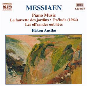 Olivier Messiaen<br />Piano Music Volume 4