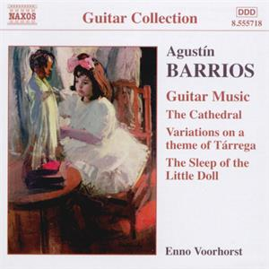 Agustín Barrios Guitar Music Volume 2 / Naxos