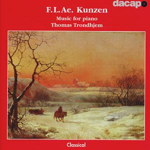 F.L.Ae. Kunzen, Music for Piano / dacapo