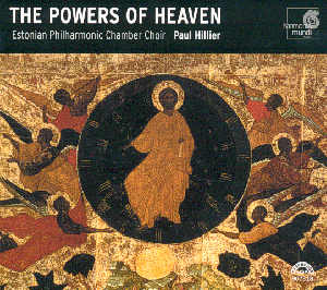 The Powers of Heaven - Orthodox Music of the 17th & 18th Centuries