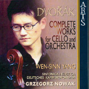 Dvorak - Complete Works for Cello and Orchestra / Arts