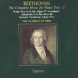 Beethoven - The Complete Music for Piano Trio 2
