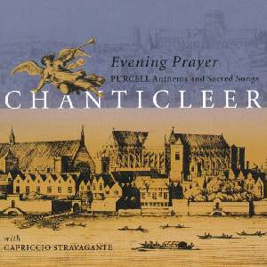 Evening Prayer – Purcell: Anthems and Sacred Songs / Teldec