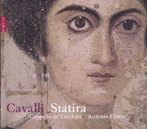 Cavalli <b>Pietro Francesco</b>: Statira, principessa di persia (dramma per musica ... - 15099g