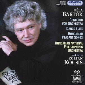 Hungaroton 1 CD/SACD stereo/surround HSACD 32187