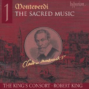 Monteverdi, The Sacred Music Vol. 1 / Hyperion