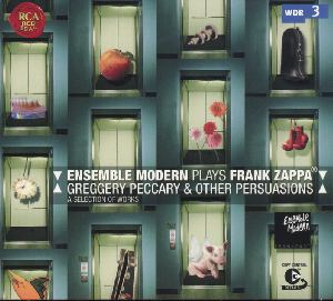 Ensemble modern plays Frank Zappa – A Selection of Works / RCA