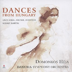 Dances from Hungary / Warner Classics