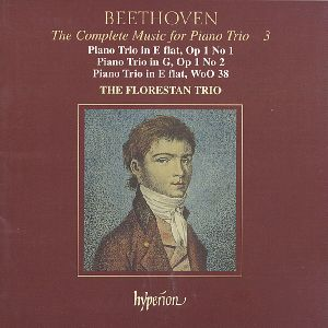 Beethoven – The Complete Music for Piano Trio Vol. 3 / Hyperion