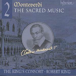 Monteverdi, The Sacred Music Vol. 2 / Hyperion
