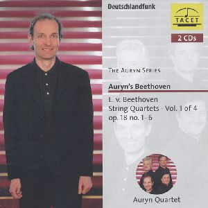 The Auryn Series<br />Beethoven - String Quartets Vol. 1