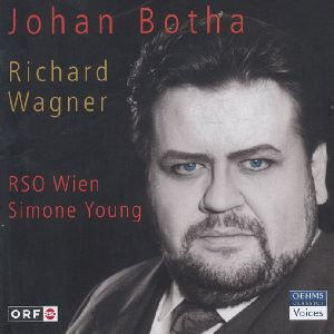 Johan Botha Richard Wagner / OehmsClassics
