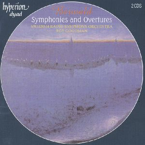 Franz Berwald Symphonies and Overtures / Hyperion