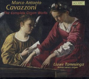 Marco Antonio Cavazzoni da Bologna<br />The Complete Organ Works